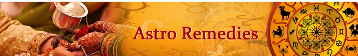 Astrological Remedies