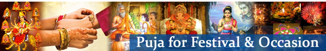 Pujas for Festivals
