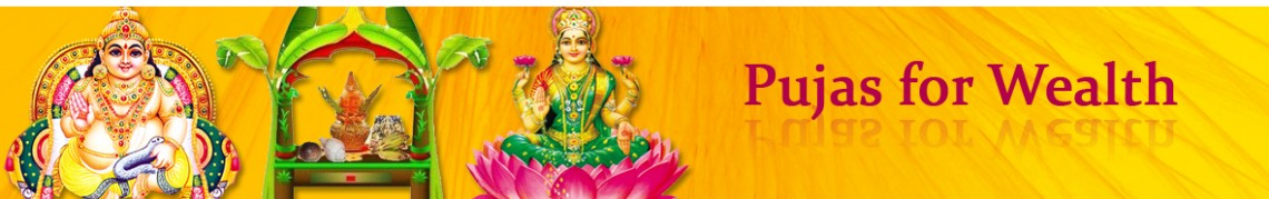 Pujas for Wealth