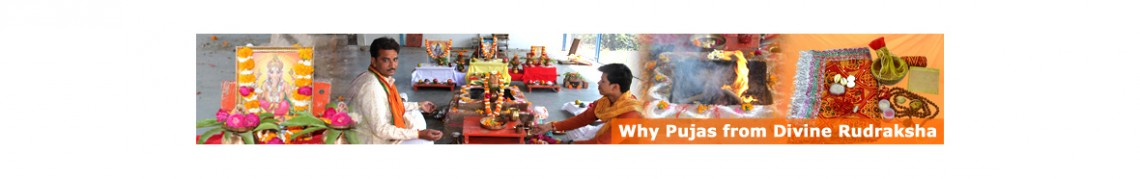 Why Pujas from Divine Rudraksha