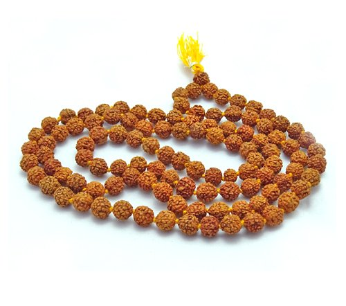 Five Mukhi Rudraksha Malas - Indonesian