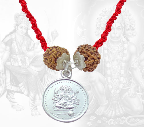 Black magic removal rudraksha kavach 9 hanuman yantra locket 11 black magic removal kavach indonesian mozeypictures Gallery