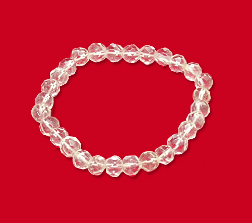 Crystal Bracelet For Libra (Tula)