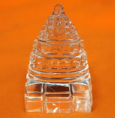 Crystal Sri Yantra
