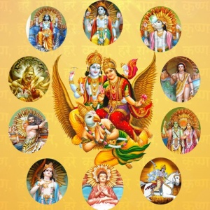 Dashavtar Mantra Recitation & Homam