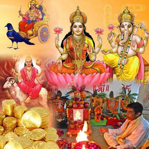 Debt Relief Puja