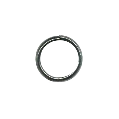 Black Horse Shoe Ring ( Set of two rings )