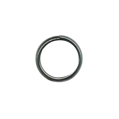 Black Horse Shoe Ring ( Set of three rings )