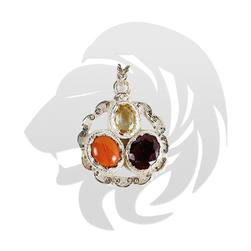 Gems Pendant for Leo (Singh) 1