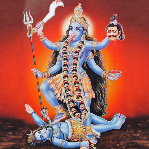 Image result for maa kali