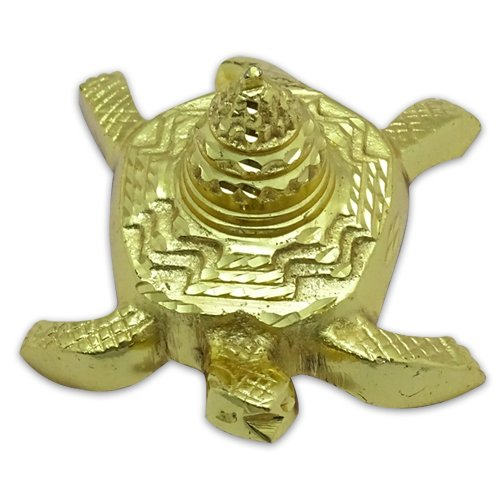 Meru Yantra Golden Plated
