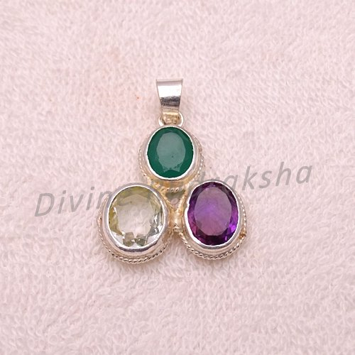 Gems Pendant for Libra (Tula)