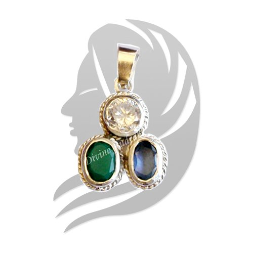 Gems Pendant For Virgo (Kanya)